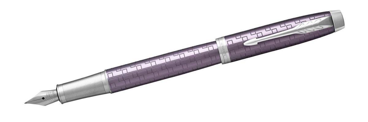 Pióro wieczne Parker IM Premium Dark Violet CT