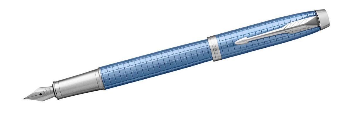 Pióro wieczne Parker IM Premium Blue CT