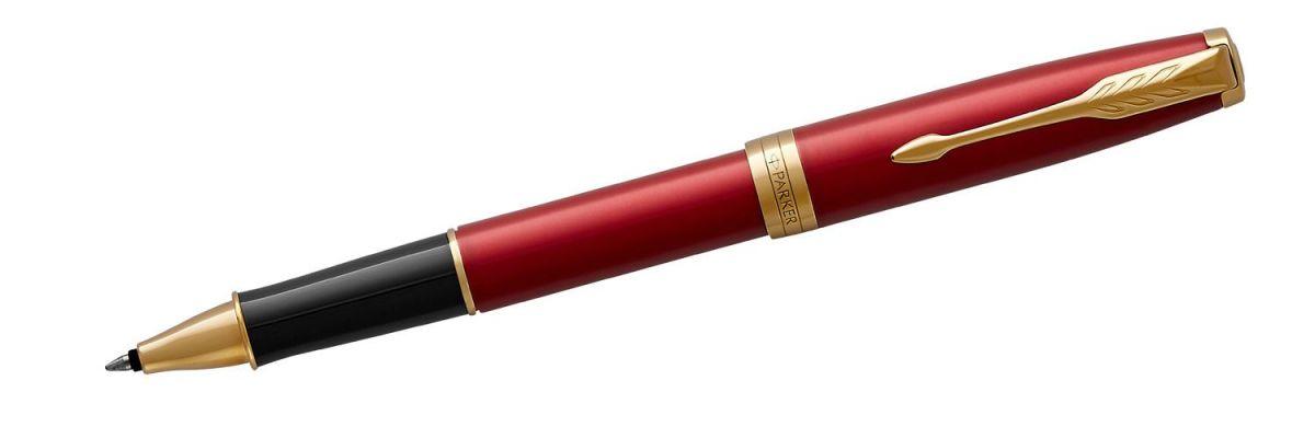 Pióro kulkowe Parker Sonnet Red Lacquer GT