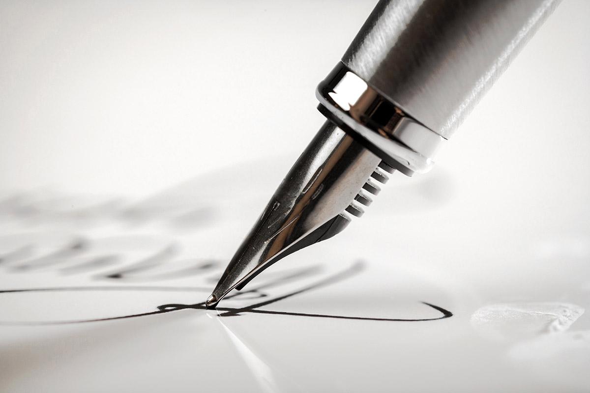 Jak powstają pióra i długopisy Parker?